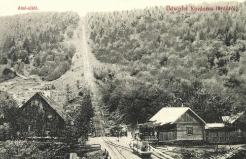 Kovászna:alsó sikló,1908.